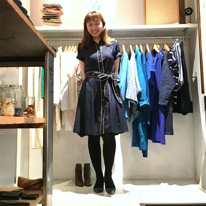 2017/5/28 Ms.Y with Used Item